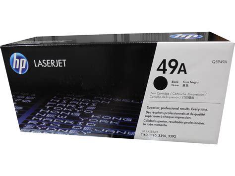 Toner Hp Laserjet 49a Original hp q5949a 49a hewlett packard black toner cartridge ebay