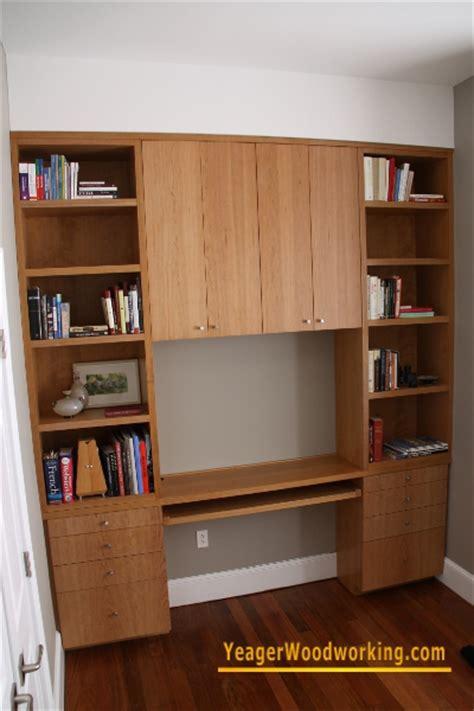 built in desk and bookshelves bookcase for desk built in roselawnlutheran