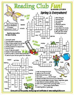 theme synonym crossword spring vocabulary synonyms crossword puzzle spring