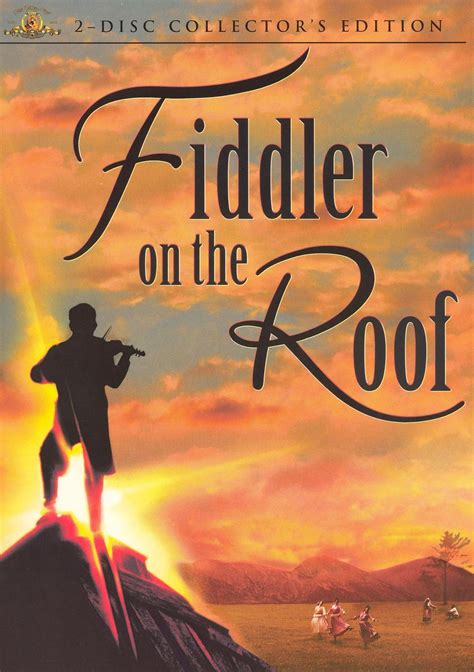 film up on the roof fiddler on the roof movie tvguide com