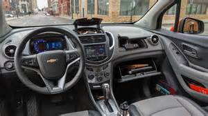 Chevrolet Trax Inside 2016 Chevy Trax 2017 2018 Best Car Reviews