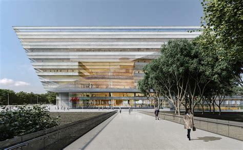 fassade horizontal facade horizontal pattern archives modern design