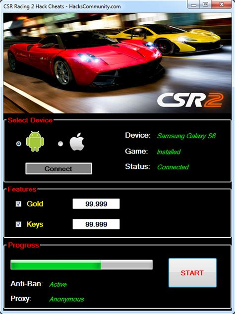 android cheats real racing hack for android