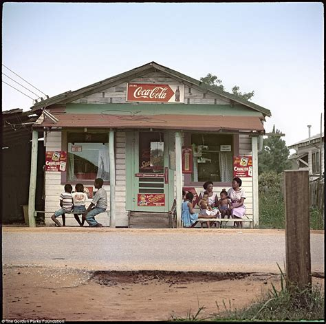 housing first mobile al gordon parks stunning photos of families in 1950s alabama daily mail online