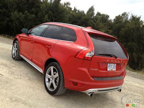 volvo xc60 t6 r design 2012 volvo xc60 t6 awd r design platinum car news auto123