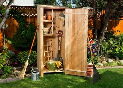 Backyard Storage Ideas Innovative Garden Storage Ideas To Boost Buyer Appeal Homecrux
