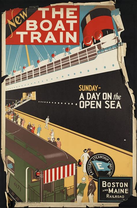 boat shop open on sunday and free vintage posters vintage travel posters
