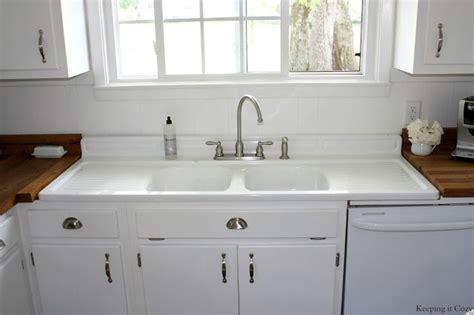 kitchen extraordinary cast iron kitchen sinks vintage