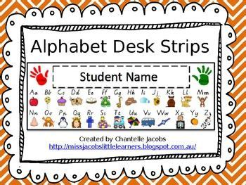 printable alphabet strip alphabet desk strips victorian modern cursive font