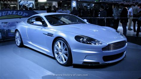 Aston Martin History by Astonmartin 2008 Dbs The History Of Cars Cars