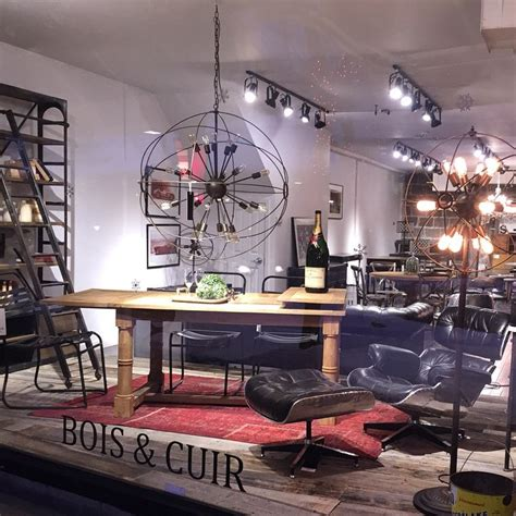 Home Decor Stores Montreal Bois Cuir St Hubert S Trendy Home D 233 Cor Store Montreall Commontreall