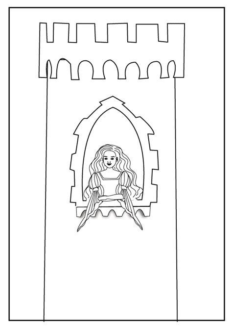 barbie rapunzel coloring pages games barbie as rapunzel coloring pages
