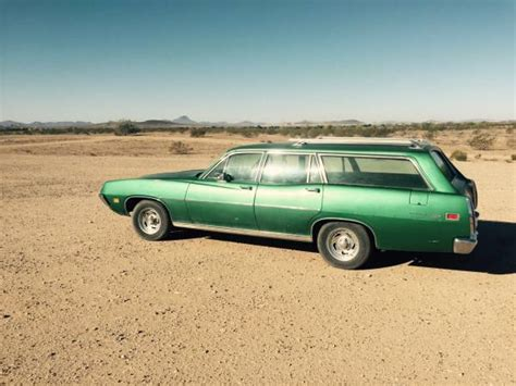 green ford station wagon bangshift com start this 1971 ford torino 500