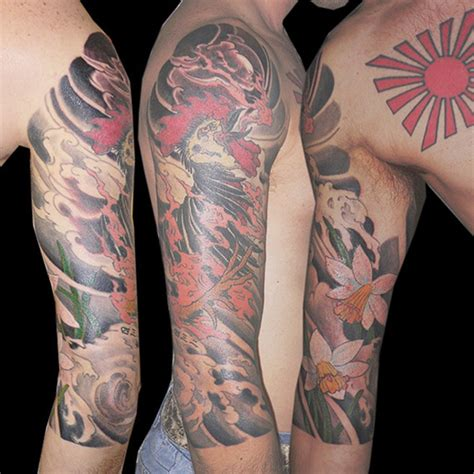 26 colorful half sleeve tattoo 26 colorful half sleeve ideas for