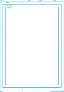 Comic Page Template comic book page template new calendar template site