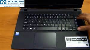 Unboxing acer aspire es1 511 youtube