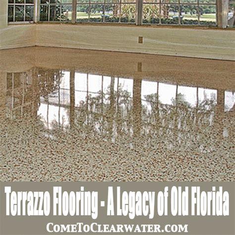 Terrazzo Flooring ? A Legacy of Old Florida