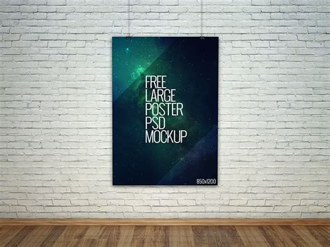 wall post template 21 free poster mockups flyer psd layouts instant