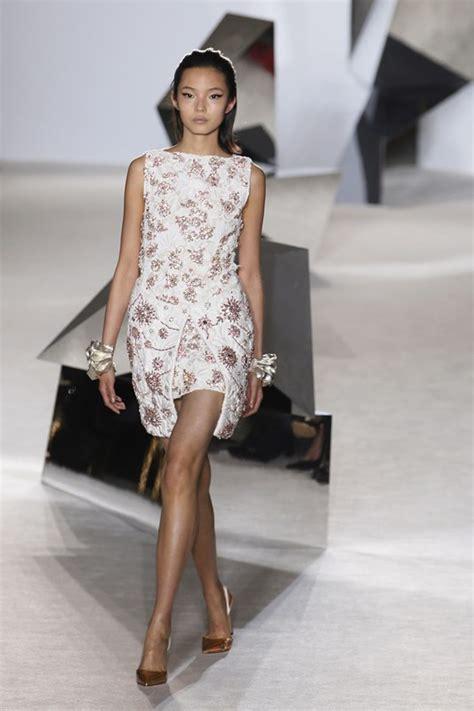 She Said It Haute Gossip 15 by Fashion Week Giambattista Valli Haute Couture S S