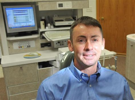 Dr Brown Dentist Office by Dentistry On The Plains Dr Tim Brown Owns Two Dental