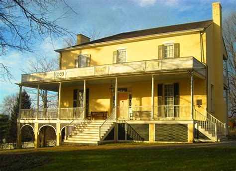 thomas cole house relaxing in rip van winkle s countryside