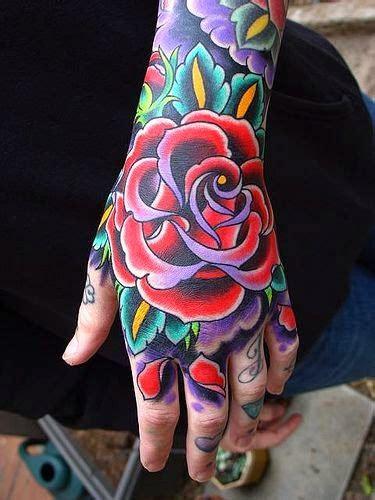 awesone hand tattoo designs  men  women