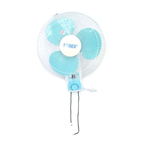 jual sanex wall fan kipas angin dinding 16 inch