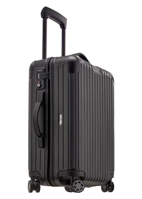rimowa cabin luggage bergmanluggage rimowa salsa cabin multiwheel