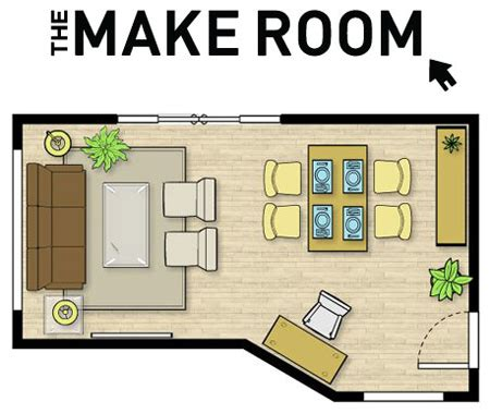 design a room template room layout planner