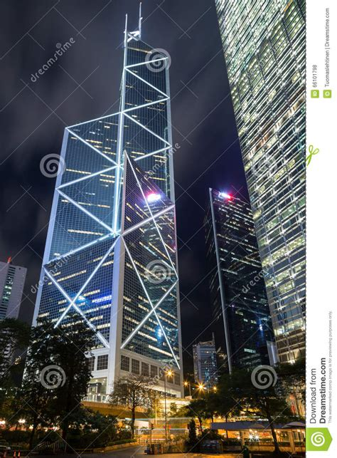 bank of china hong kong price bank of china tower in hong kong stock photo image 66101798