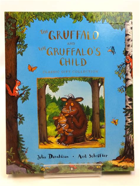 The Grufallos Child By Donaldson the gruffalo s child written by donaldson stock