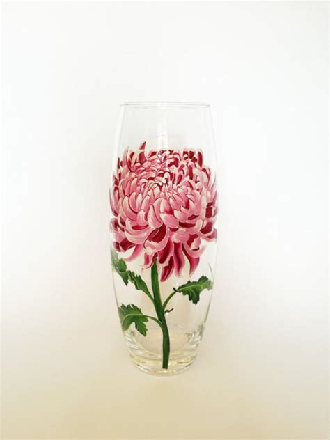 Wedding Anniversary Vase by Anniversary Gift For Painted Glass Vase Room