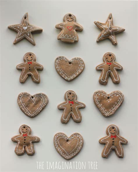 recipe for ornaments gingerbread decorations recipe