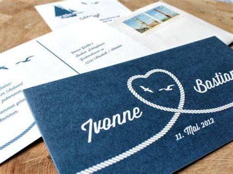Hochzeitseinladung Maritim by Ein Katalog Unendlich Vieler Ideen