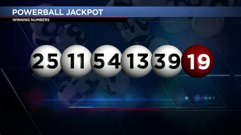 Power Bell winning numbers for powerball 500 million jackpot fox31 denver