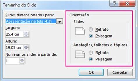 tamanho layout power point aplicar ou alterar um layout de slide powerpoint