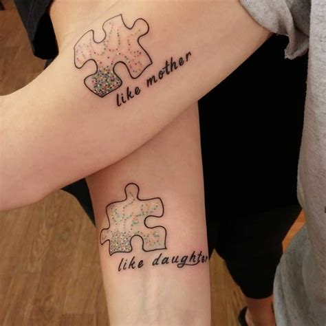like mother like daughter tattoos 125 popular design ideas