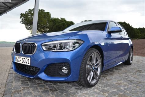 Bmw 1er F20 Estorilblau by Bmw 1er Facelift 2015 F20 Lci Mit M Sportpaket In Estorilblau