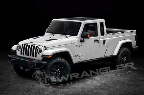 jeep truck 2 door will the jeep wrangler look like this motor trend