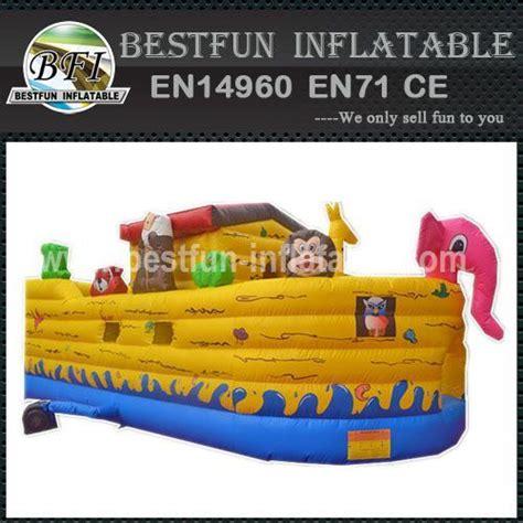 ark boat repair noah ark inflatable bounce house boat manufacturers and