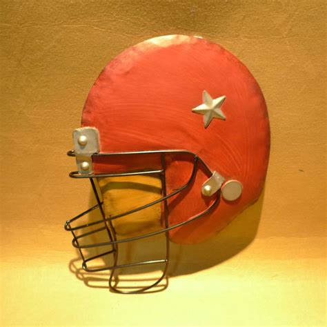 baseball helmet decoration rugby helmet wall hanging