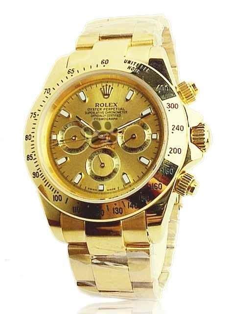 Jam Tangan Wanita Rolex Number Chain rolex daytona all gold