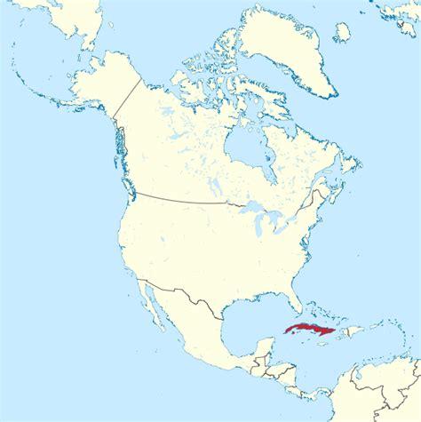 america map cuba file cuba in america mini map rivers svg
