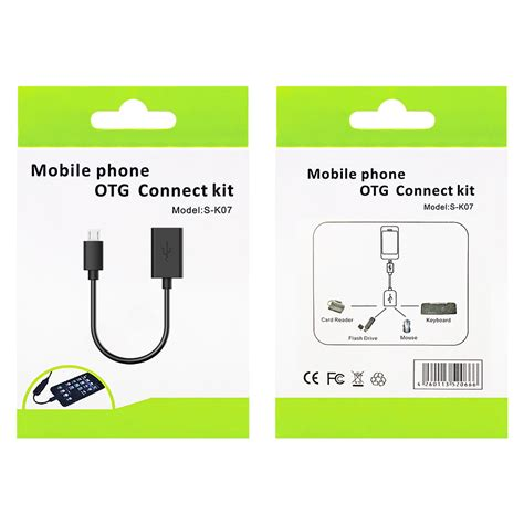 Kabel Usb Otg Micro Android micro usb otg cable adapter for phones tablets