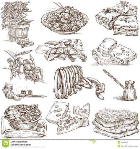 lebensmittel beschriften food and drinks 4 stock vector image of drink baklava