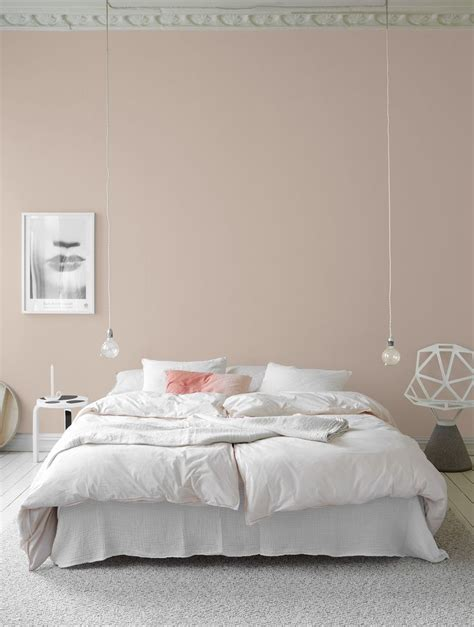 soft pink bedroom ideas 48 best farger images on pinterest jotun lady wall