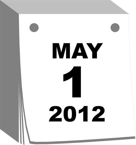 printable daily tear off calendar free vector graphic calendar daily tear off day free