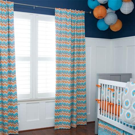 orange nursery decor gray and orange ikat dot nursery decor carousel designs