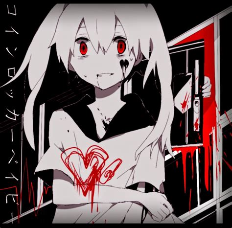 imagenes anime de terror juego de pc anime vocaloid terror bizarro unico selderman