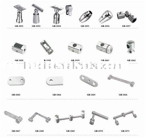 Stair Banister Parts by Railing Stair Design